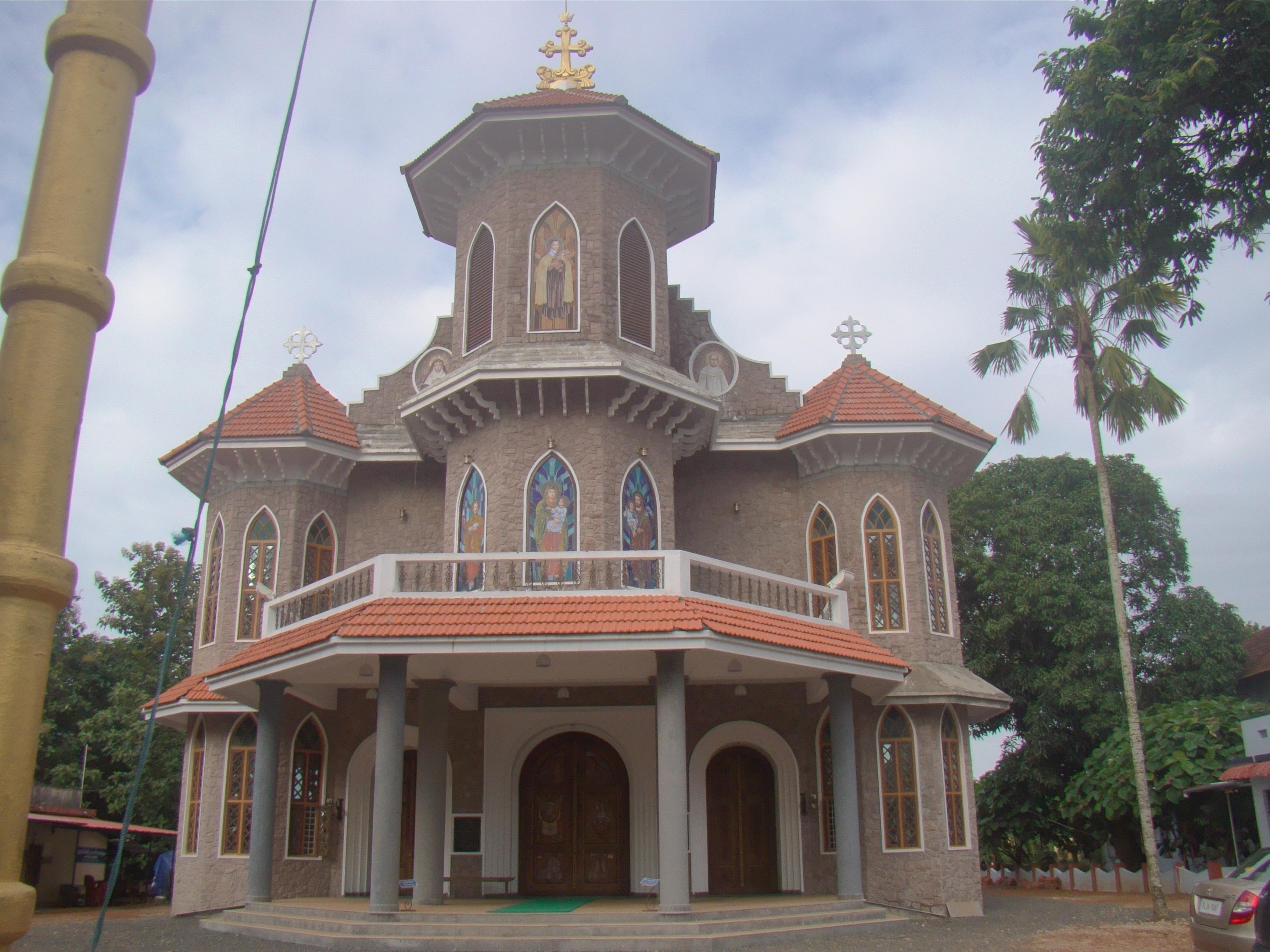Little Flower Church Kaduvakkulam