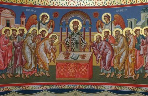 Holy-Eucharist-Icon