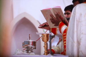 Special Things Used in Divine Liturgy
